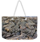 Lava Peeking At Us Weekender Tote Bag