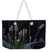 Lavender And Watering Can Weekender Tote Bag