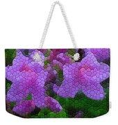 Lavender Azaleas Weekender Tote Bag