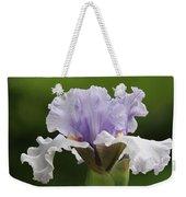 Lavender Bearded Iris #2 Weekender Tote Bag