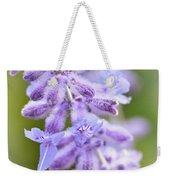 Lavender Blooms Weekender Tote Bag