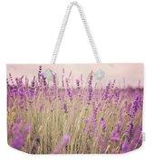 Lavender Blossom Weekender Tote Bag