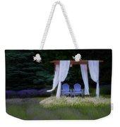 Lavender Breeze Weekender Tote Bag