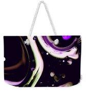 Lavender Flow Weekender Tote Bag
