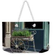 Lavender Flower Cart In Montmarte Paris Weekender Tote Bag
