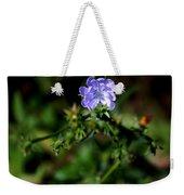 Lavender Hue Weekender Tote Bag