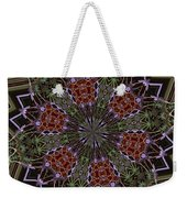 Lavender Mandala 1 Weekender Tote Bag