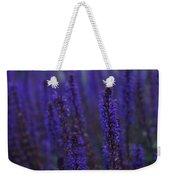 Lavender Night Weekender Tote Bag