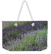 Lavender Sea Weekender Tote Bag