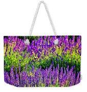 Lavenderous Harmony Weekender Tote Bag