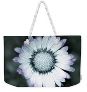 Lawn Daisy - Toned Weekender Tote Bag