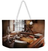 Lawyer - The Adventurer  Weekender Tote Bag