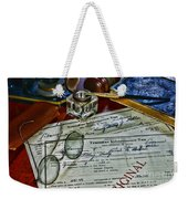 Lawyer - The Tax Attorney Weekender Tote Bag
