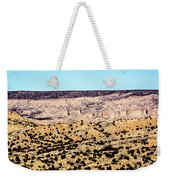 Layered Land Weekender Tote Bag