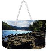 Layers Of Beauty II Weekender Tote Bag by Lj Lambert