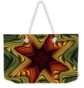 Layers Of Color Weekender Tote Bag
