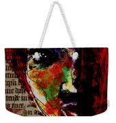 Layers Of Meaning Weekender Tote Bag