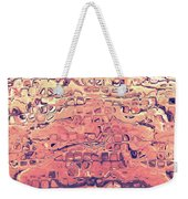 Layers Of Sand Weekender Tote Bag