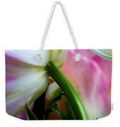 Layers Of Tulips Weekender Tote Bag