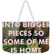 Lcd Soundsystem Art Print Weekender Tote Bag