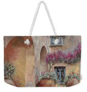 Le Arcate In Cortile Weekender Tote Bag by Guido Borelli