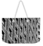 Le Chateau Frontenac Weekender Tote Bag by Juergen Weiss