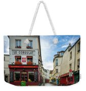 Le Consulat Weekender Tote Bag by Inge Johnsson