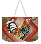 Le Coq - Greet The Day Weekender Tote Bag