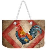 Le Coq - Timeless Rooster  Weekender Tote Bag