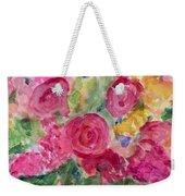 Le Fleur  Weekender Tote Bag