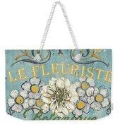 Le Fleuriste De Botanique Weekender Tote Bag