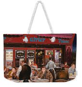 Le Mani In Bocca Weekender Tote Bag by Guido Borelli