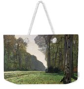 Le Pave De Chailly Weekender Tote Bag