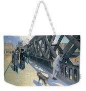 Le Pont De Weekender Tote Bag