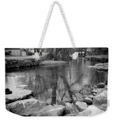 Le Tort Reflection Weekender Tote Bag