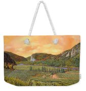 Le Vigne Nel 2010 Weekender Tote Bag by Guido Borelli