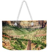 Lead Me To Zion Weekender Tote Bag