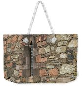 Leaded Nunnery Window Weekender Tote Bag