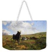 Leader Of The Herd Weekender Tote Bag