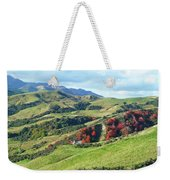 Leader Road View Weekender Tote Bag