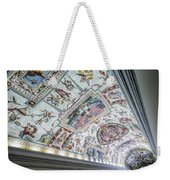 Leading To The Sistine Chapel Weekender Tote Bag