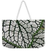 Leaf Abstract 19 Weekender Tote Bag