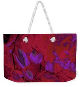 Leaf And Flower 9 Weekender Tote Bag