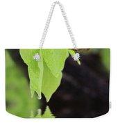 Leaf Drop Weekender Tote Bag