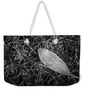 Leaf In Phlox Nature Photograph Weekender Tote Bag