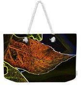 Leaf Interpretation Weekender Tote Bag