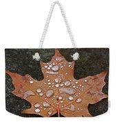 Leaf It Be Weekender Tote Bag
