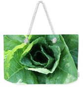 Leaf Lettuce Part 2 Weekender Tote Bag