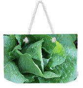 Leaf Lettuce Part 4 Weekender Tote Bag