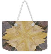 Leaf On Bricks 6 Weekender Tote Bag